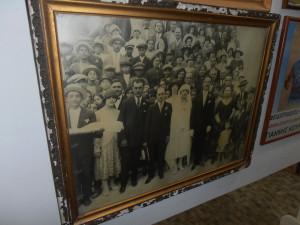 Φωτογραφία από γάμο στην Τεγέα.